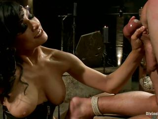 Женское доминирование чулки
