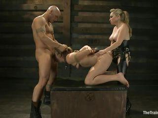 Пирсинг интимных мест видео