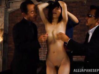 азиатки бондаж порно