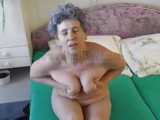 Смотреть порно волосатых старух