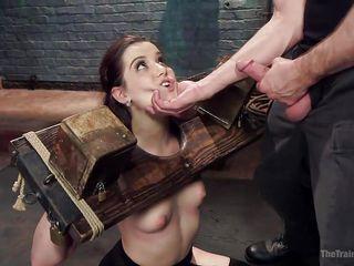 Госпожа раб страпон видео