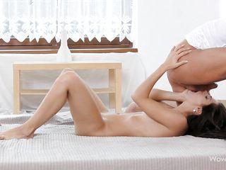Фильмы порно красивое нижнее белье