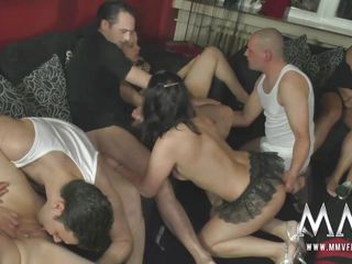 Секс в троем любительское порно