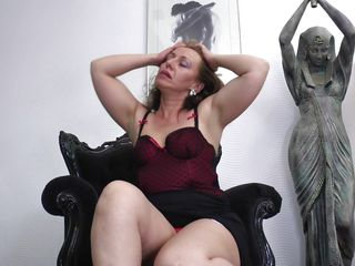 Домашняя мастурбация крупным планом