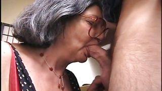ретро порно бабушки