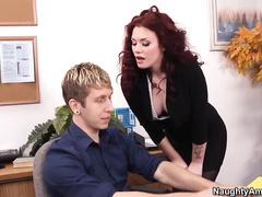 Лесбиянки в офисе русское