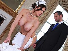 Латинки порно служанки