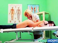 Медсестра трахнула пациента