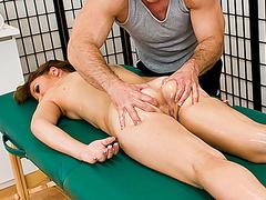 Русское порно массаж целок