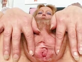 Зрелых дам попы