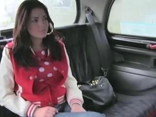 Паблик агент в такси секс видео